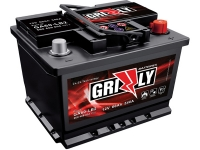 АКУМУЛАТОР GRIZZLY  12V60Ah 540A R+