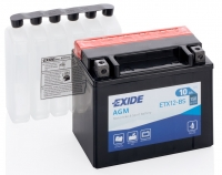 ETX12-BS Exide Bike