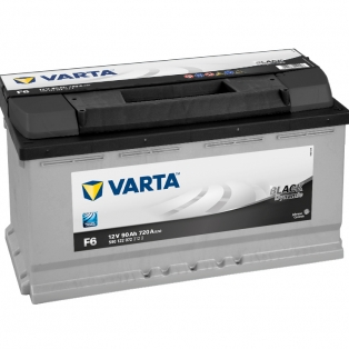 VARTA 90Ah 720Ah BLACK Dynamic